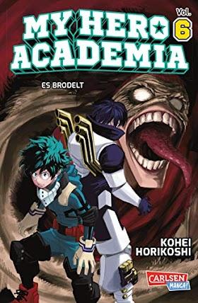 [.pdf]My Hero Academia 6: Der ewige Kampf (6)(3551794677)_drbook.pdf