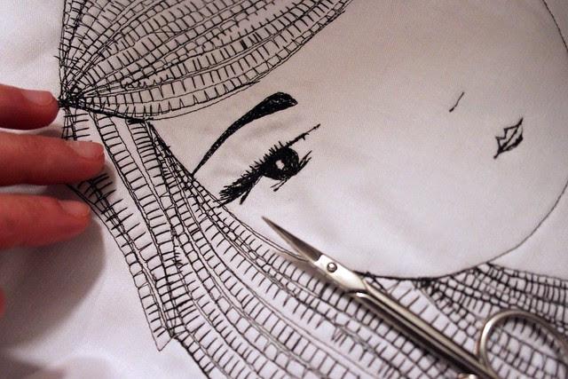 Sketch Stitching