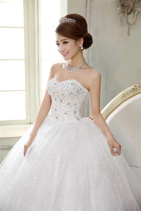 W73119 New bride Korean waist thin Bra large size wedding