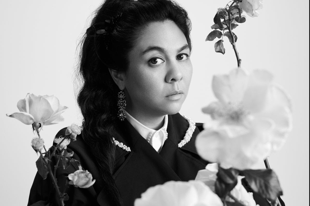"""Simone Rocha on London Fashion Week and the city where """"anything is possible"""""""