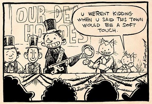 Laugh-Out-Loud Cats #2089 by Ape Lad