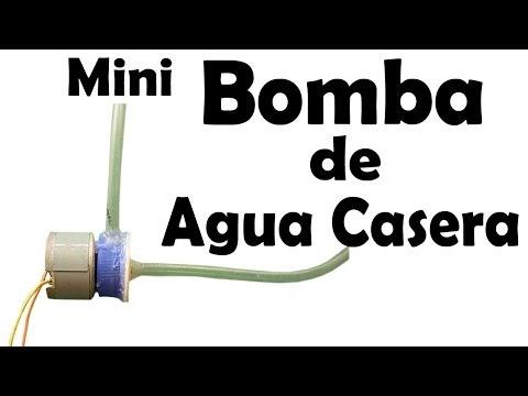 Tarea facil proyecto de ciencia mini bomba de agua for Motor para cascada de agua