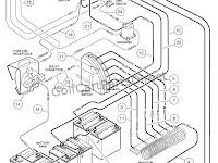 1990 Ez Go Golf Cart Wiring Diagram