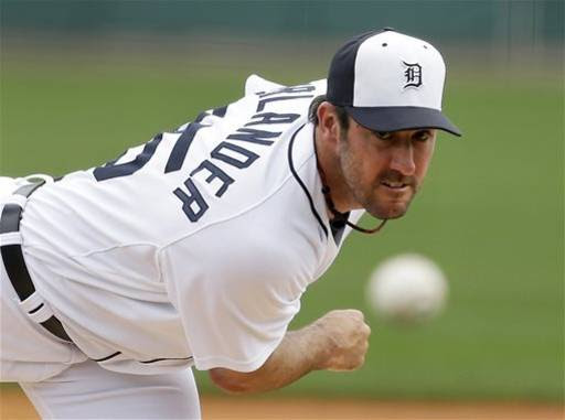 Verlander, Tigers agree to $180M, 7-year deal
