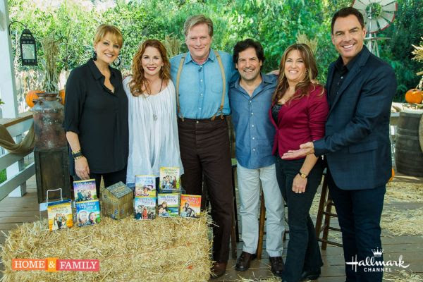 Little House on the Prairie Reunion on Home & Family