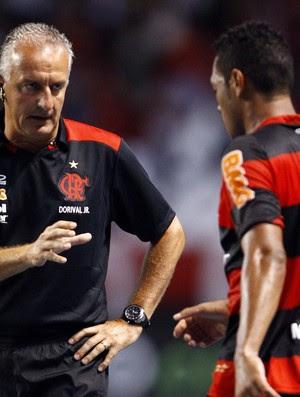 Dorival Junior Flamengo x Vasco (Foto: Jorge William / Agência O Globo)