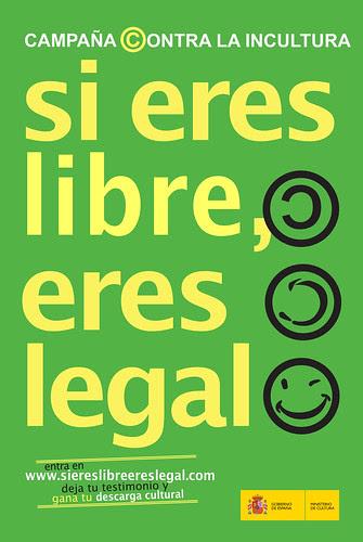 Si eres libre eres legal