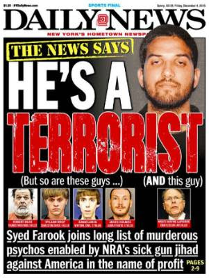The New York Daily News takes ridicule to a whole new level with ...