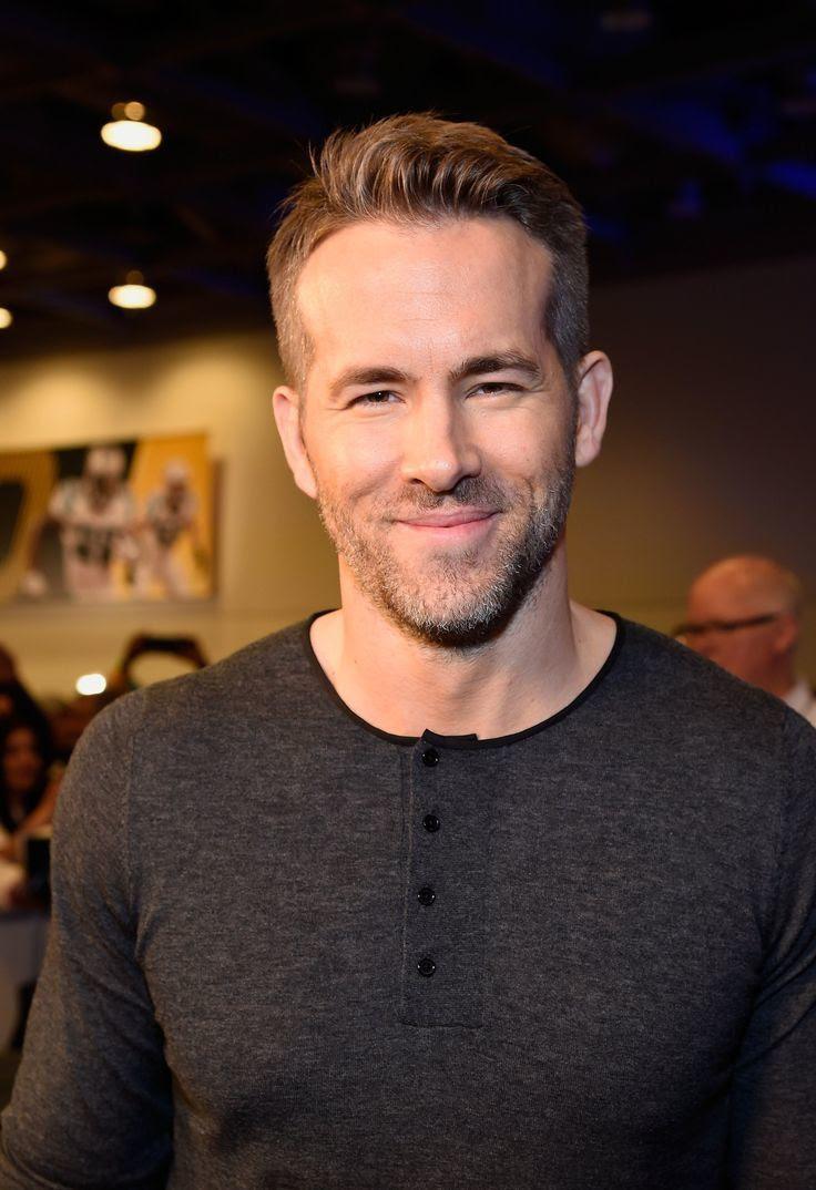 5 Rockin' Ryan Reynolds Beard Styles - HairstyleCamp
