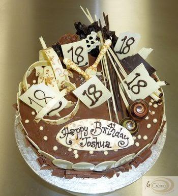 30th birthday cake ideas birthday cakescreme 18th for 18th birthday cake decoration