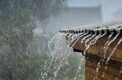 Hujan Disertai Angin dan Petir Landa Sebagian Jabodetabek Sore Nanti
