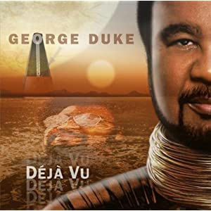 George Duke - Deja Vu cover