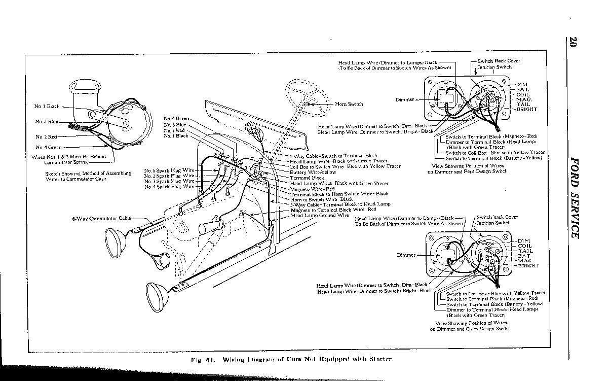Ford Door Switch Wiring Diagram