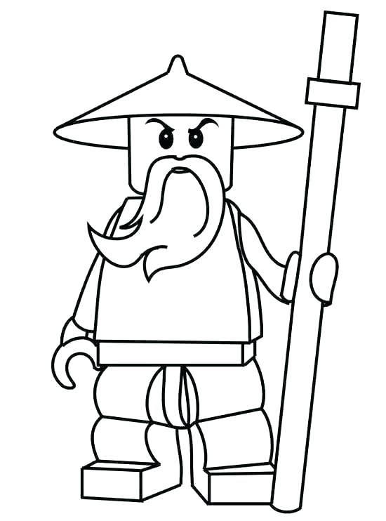 Ninjago Lord Garmadon Coloring Pages at GetColorings.com ...