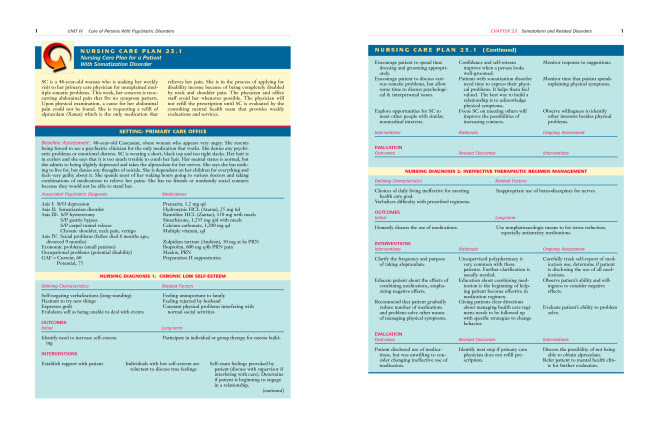 Diagnosis: Nursing Diagnosis For Bowel Obstruction
