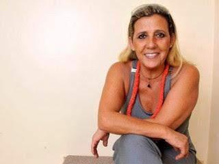 Rita Cadillac (Foto: Reprodução/Arquivo Pessoal)