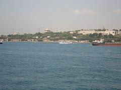 Panorama Istanbul Bhg Europe Dari Istanbul Bhg Asia (Zoom)