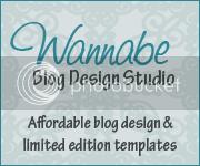 Wannabe Blog Design