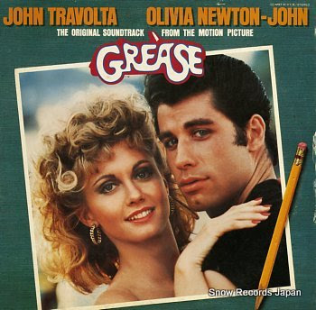 NEWTON-JOHN, OLIVIA grease