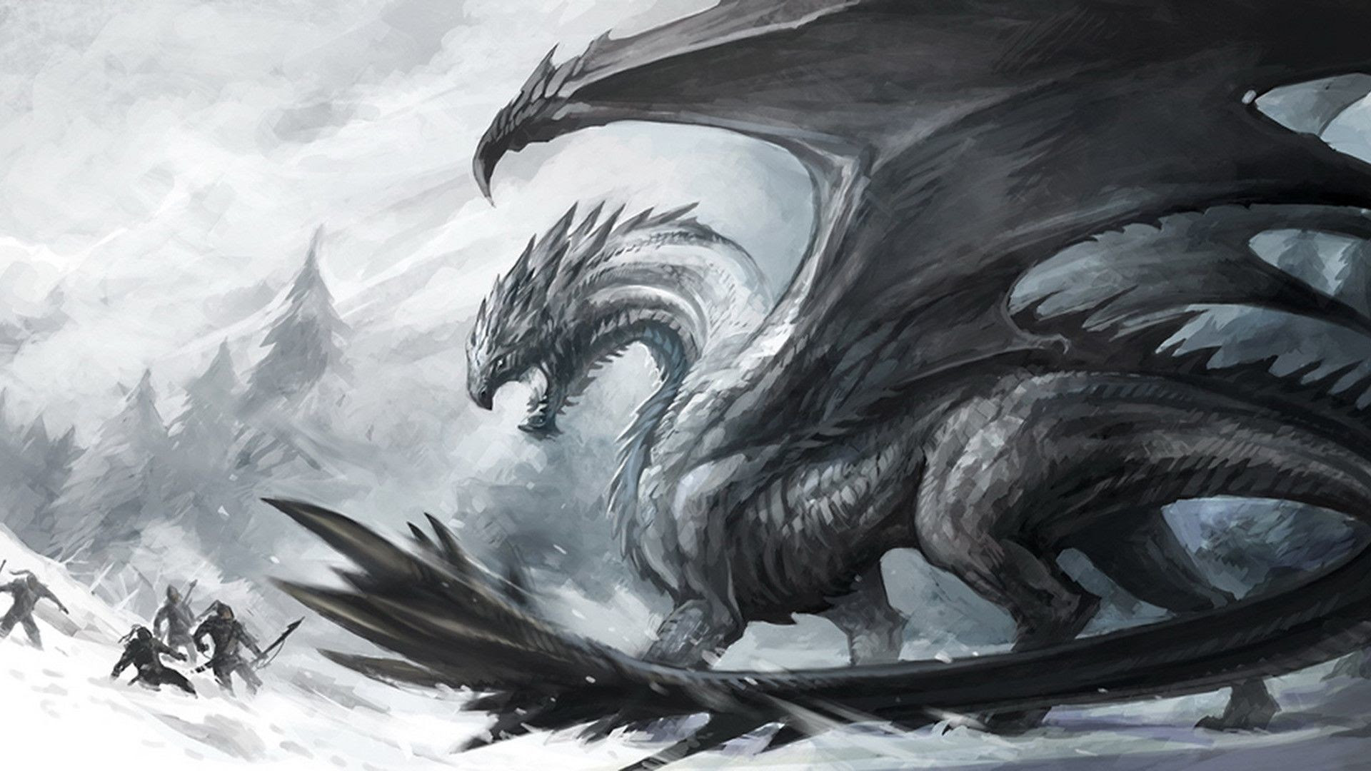 Black Dragon Wallpapers 65 Images