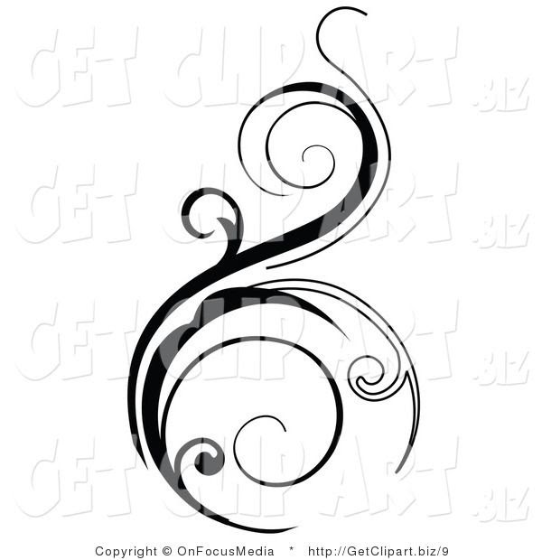 Simple Scroll Design Underfontanacountryinncom