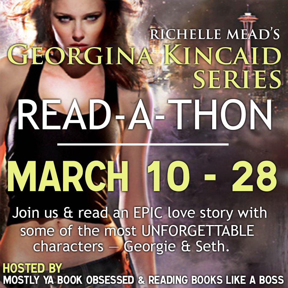 Georgina Kincaid Series Read-a-Thon