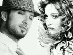 Madonna and Tarkan