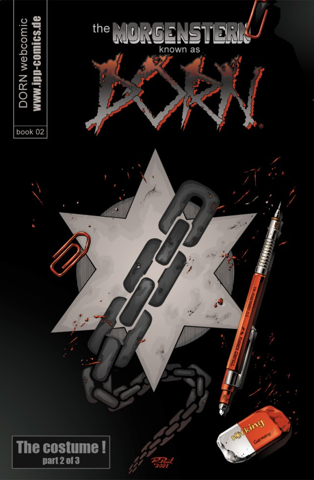 Dorn Issue 2 Cover