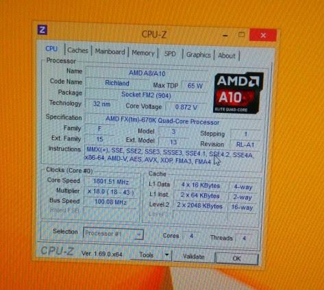 AMD FX-670K