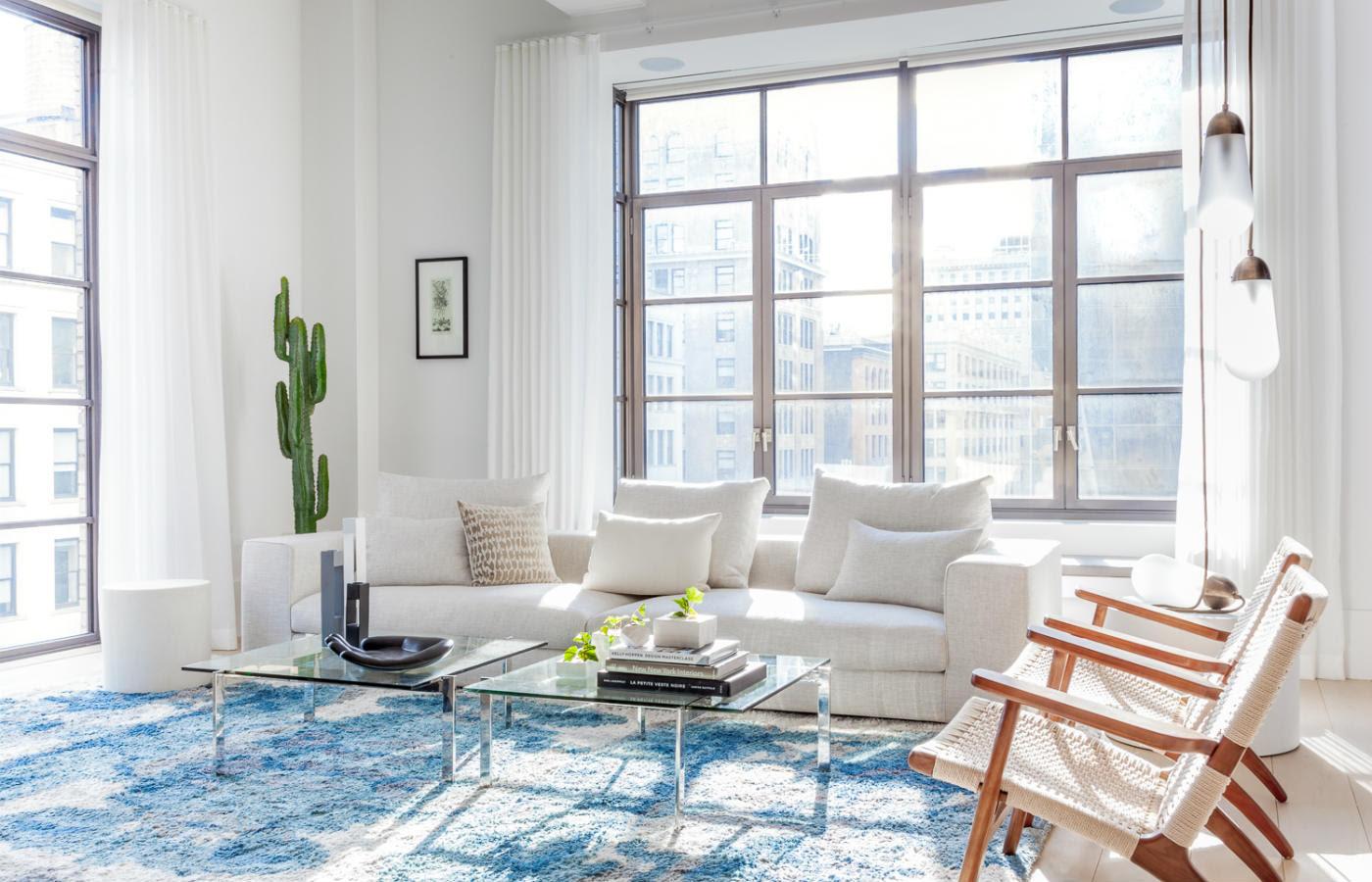 NY Studio New Design Project Creates Colorful Manhattan Apartment