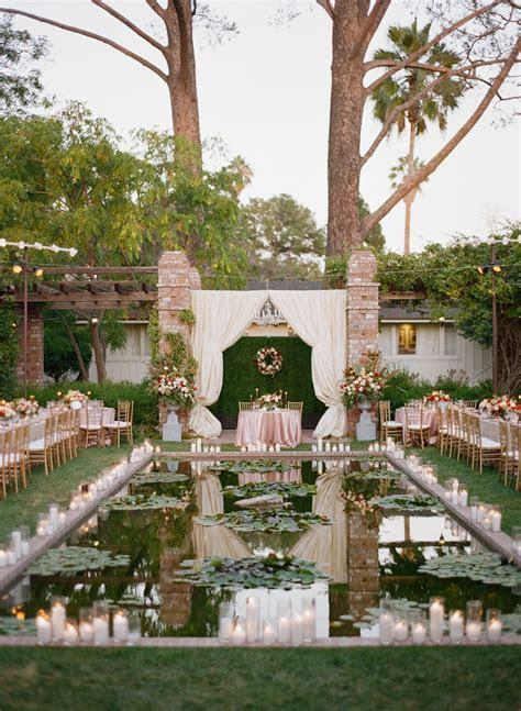 Dramatic Red Wedding by Michelle Beller ? Santa Barbara