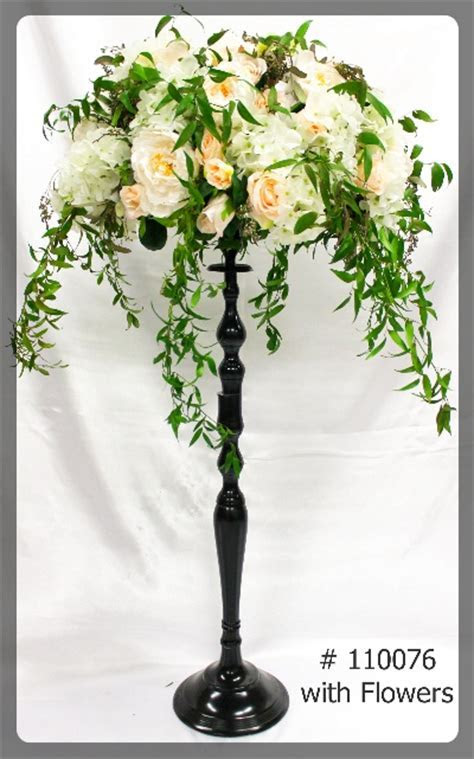Black Candelabras   The Ultimate Wedding Project   Special