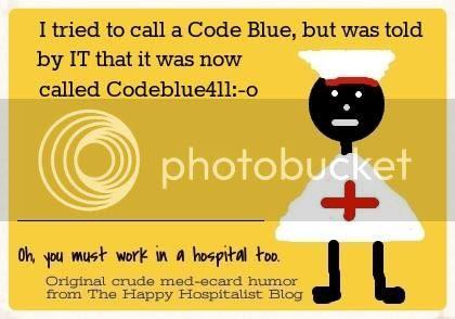 Code blue IT version ecard humor