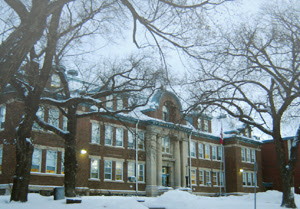 NutanaCollegiate Institute.  In the years 1912-1913, the Normal School rented rooms from the Saskatoon Collegiate Institute (later known as the NutanaCollegiate) for classes