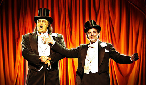 San Francisco event Monday night: Young Frankenstein and Wicked cast at Club Fugazi, 7:30 PM