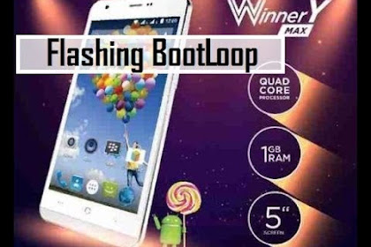 Flashing Evercoss a75 Winner Y Max BootLoop Stuck Logo