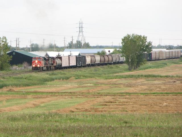 CN 2258 near Winnipeg