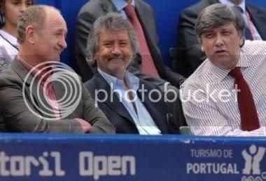 Laurentino Dias (à direita) favorável à regulamentação do Jogo Online em Portugal