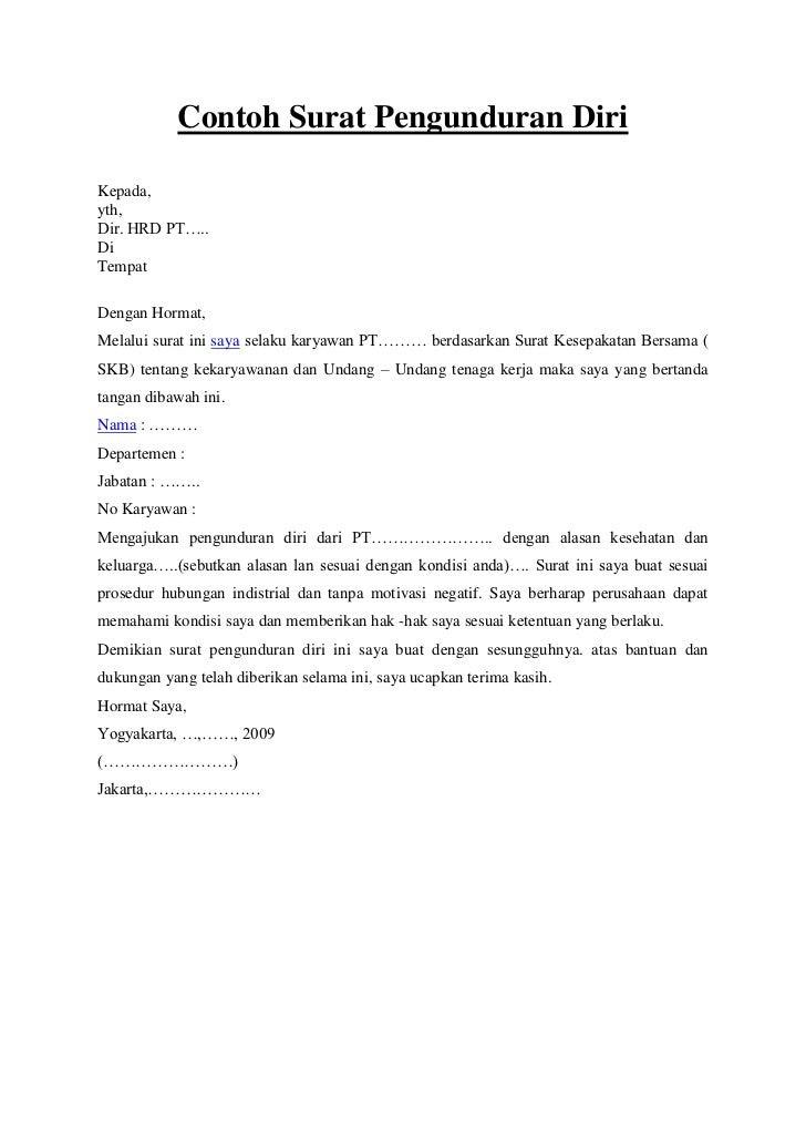 Contoh Surat Pengunduran Diri Dari Ekstrakulikuler Paskibra Contoh Wa