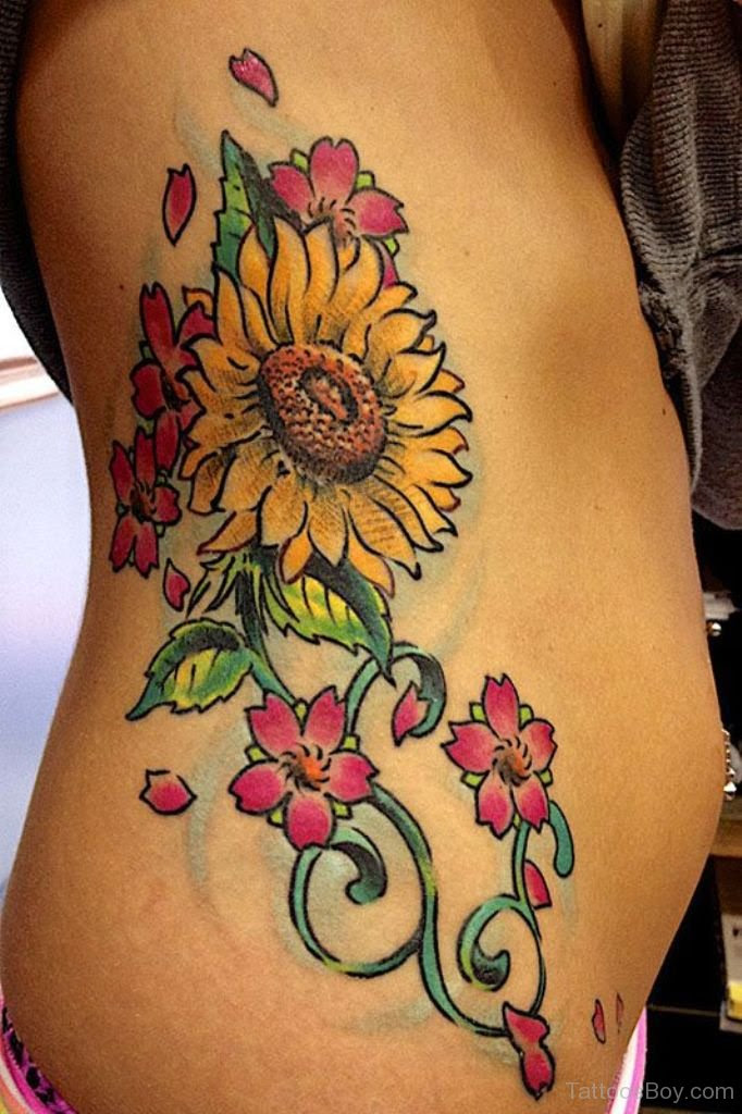 Flower Tattoos   Tattoo Designs, Tattoo Pictures   Page 39