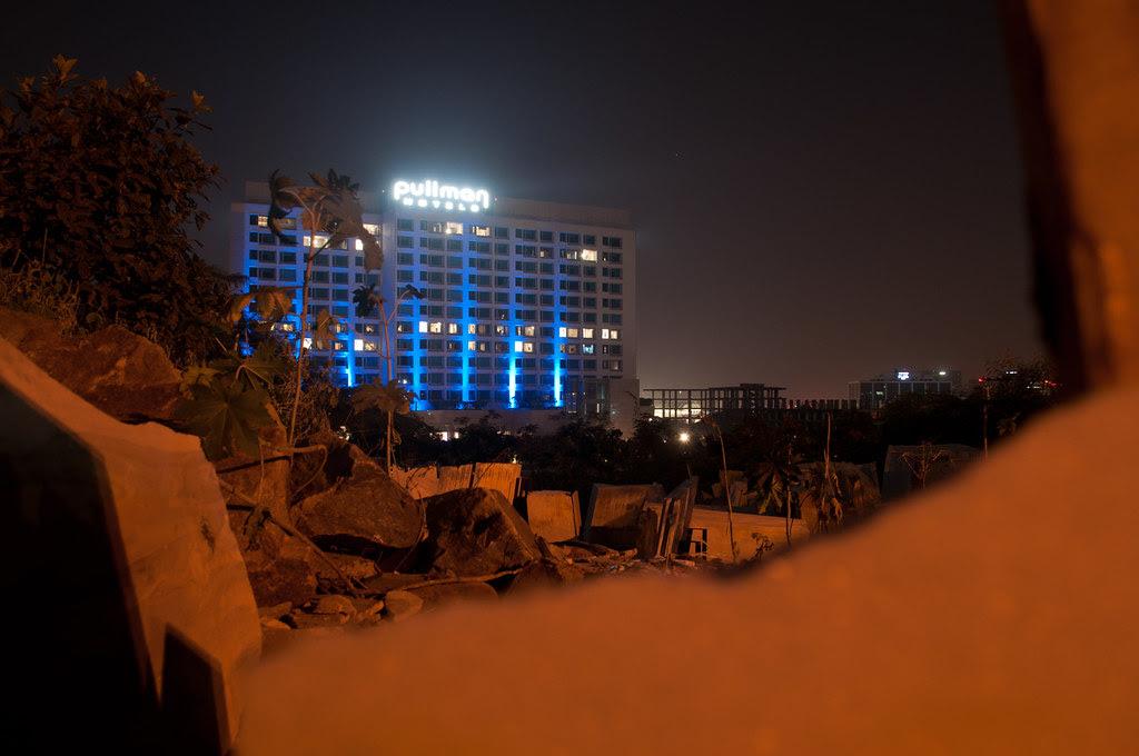 The Pullman hotel Gurgaon