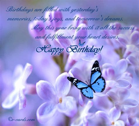 Birthday In Blue. Free Birthday Wishes eCards, Greeting