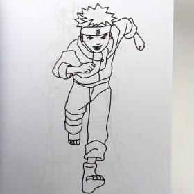 Grosir Buku Mewarnai Gambar Naruto Murah Dunia Pusaka Sakti