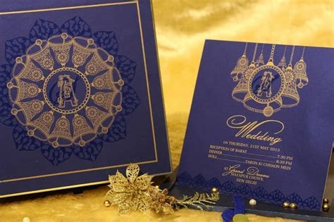 Modern Wedding Cards   Designer Invitations   New Delhi