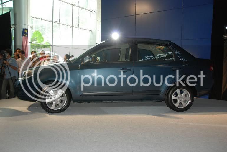 dsc 0692 770 (Gambar) Proton Perkenalkan Model Baru Proton Saga Edisi 2011