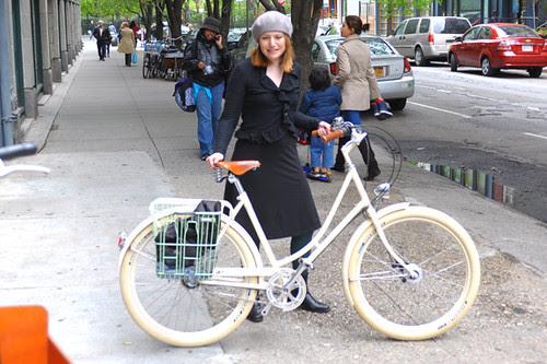 Retrovelo Test Ride, NYC