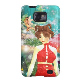 Flower Hunt Galaxy SII Case