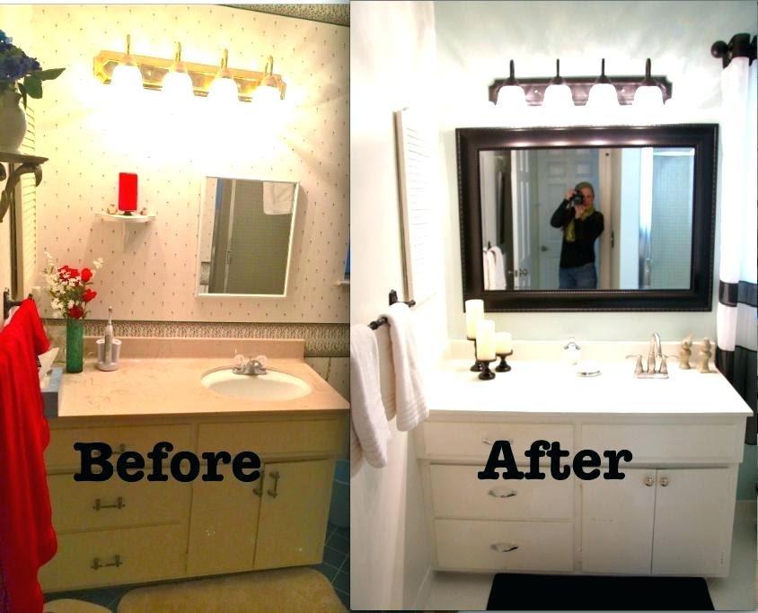 DIY Small Bathroom Remodel Ideas | Ann Inspired