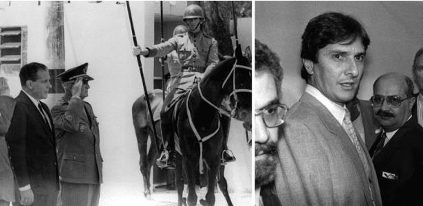 Processos sofridos por João Goulart (esquerda) e Fernando Collor voltaram à tona