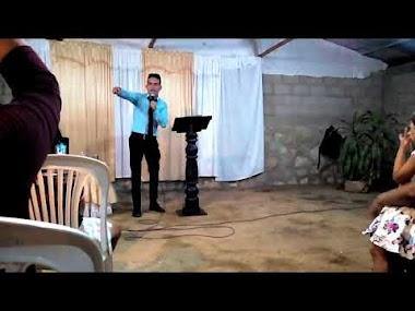 Con cosas tremendas- Pastor Luis Mattos
